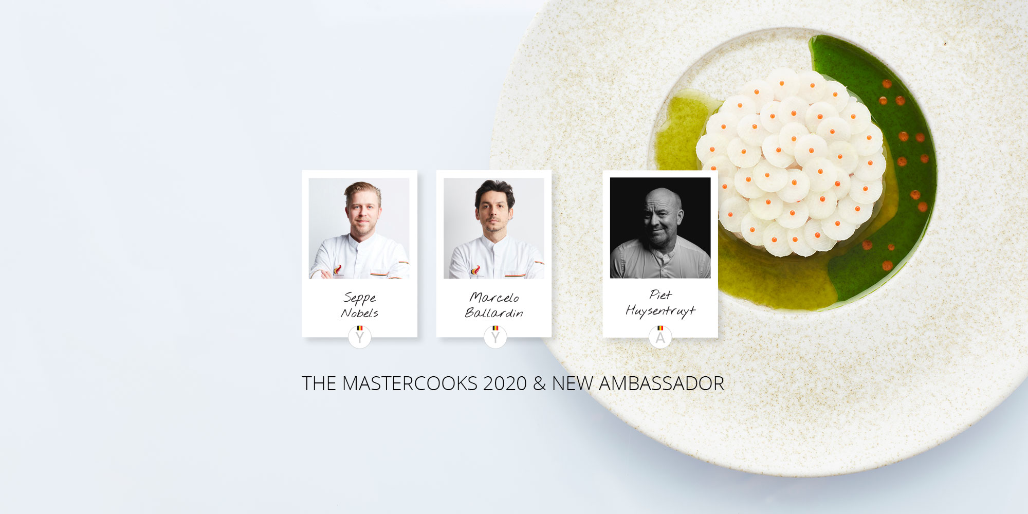 The Mastercooks 2020