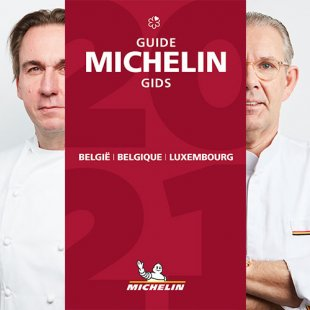 Le Michelin BELUX 2021 honore plusieurs Mastercooks et Young Masters