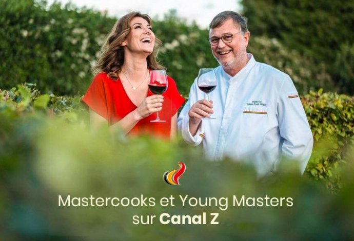 Mastercooks et Young Masters sur Canal Z