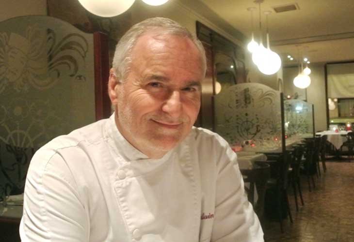 Disparition du Chef Alain Troubat