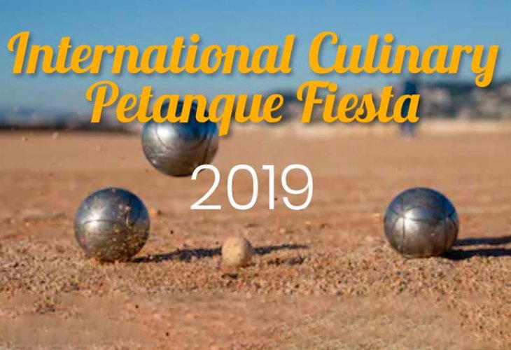International Culinary Petanque Fiesta 2019